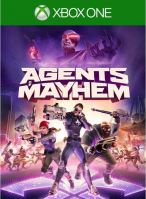 Xbox One Agents of Mayhem (nová)