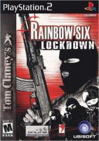 PS2 Tom Clancys Rainbow Six Lockdown