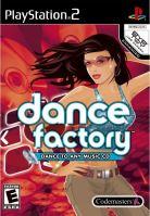 PS2 Dance Factory (iba hra)