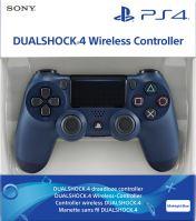 [PS4] Dualshock Sony Ovládač V2 - Midnight Blue (nový)