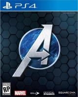 PS4 Marvel's Avengers (CZ)