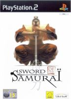 PS2 Sword Of The Samurai