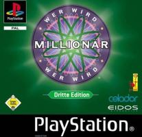 PSX PS1 Kto chce byť milionárom 3. Edícia (2265)