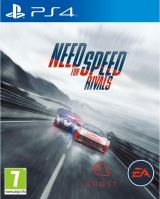 PS4 NFS Need For Speed Rivals (nová)