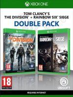 Xbox One Tom Clancys Rainbow Six Siege + Tom Clancys The Division (CZ) (nová)