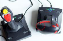 [Nintendo 64] Flight Force Pre 64 Letecký Joystick (estetická vada)