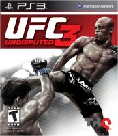 PS3 UFC Undisputed 3