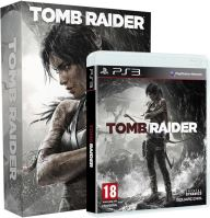 PS3 Tomb Raider Survival Edition
