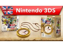 Nintendo 3DS Hyrule Warriors Legends (Limited Edition) (nová)