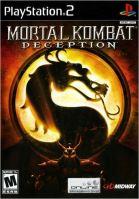 PS2 Mortal Kombat - Deception