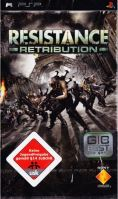 PSP Resistance Retribution