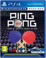 PS4 Ping Pong VR - Stolný tenis (nová)