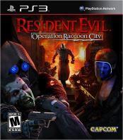 PS3 Resident Evil Operation Raccoon City (nová)