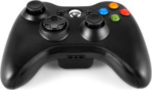 [Xbox 360] Bezdrôtový Ovládač - čierny (nový)
