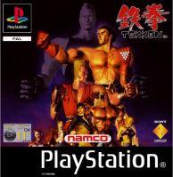 PSX PS1 Tekken
