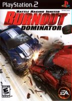 PS2 Burnout Dominator (bez obalu)