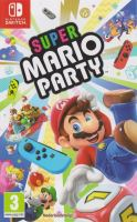 Nintendo Switch Super Mario Party (nová)