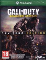 Xbox One Call Of Duty Advanced Warfare Day Zero Edition (nová)