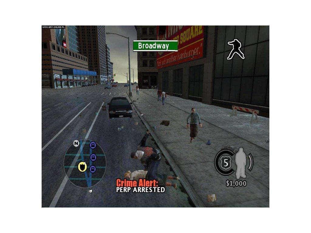 PS2 True Crime New York City
