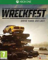Xbox One Wreckfest (nová)