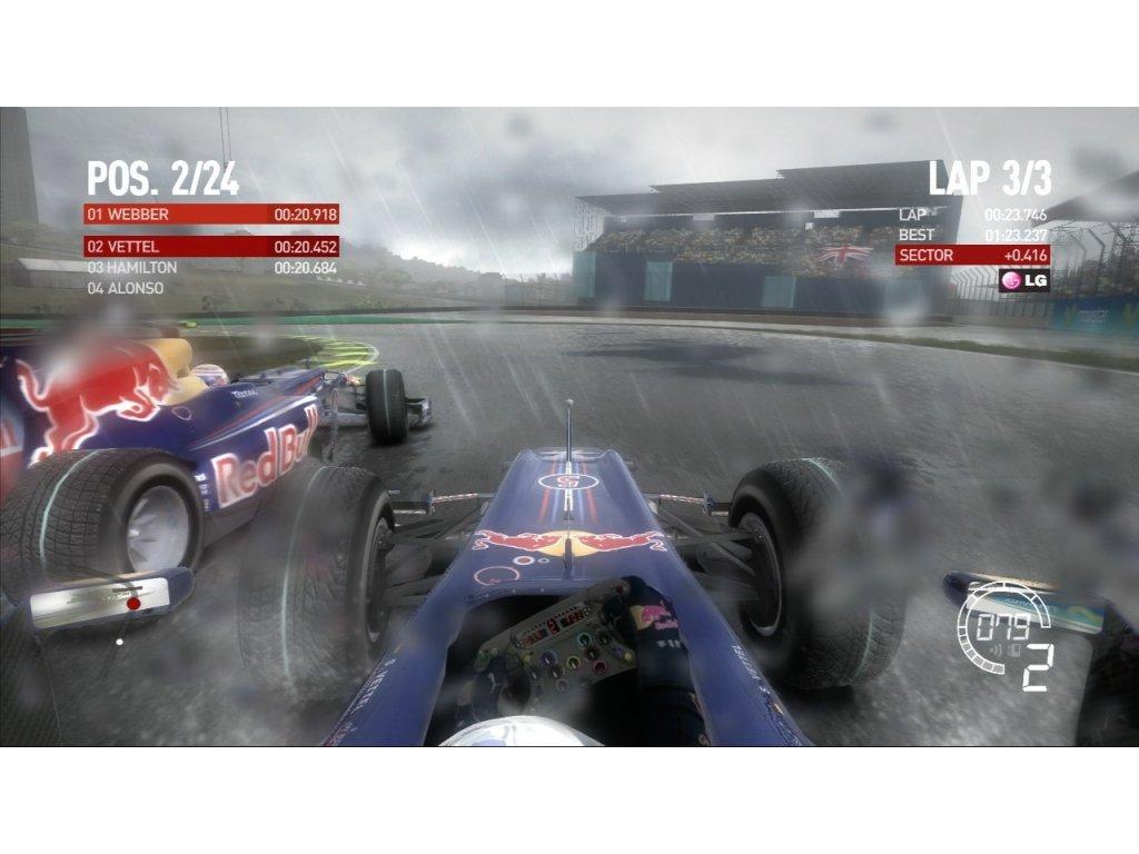 Xbox 360 F1 2010