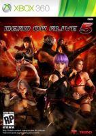 Xbox 360 Dead Or Alive 5 (nová)