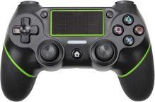 [PS4] Bezdrôtový Ovládač - zeleno / čierny (nový)