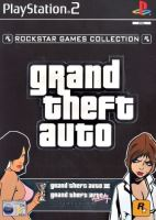 PS2 GTA Grand Theft Auto III Vice City Double Pack Edition