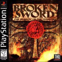 PSX PS1 Broken Sword: Baphomets Fluch