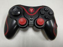 [PS3] Bezdrôtový Ovládač Madrics X-shock - čiernočervený (estetická vada)