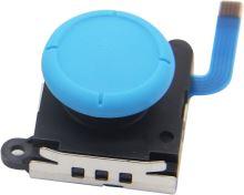 [Switch] 3D analóg joystick - Analog joystick kocky - Modrý (nový)