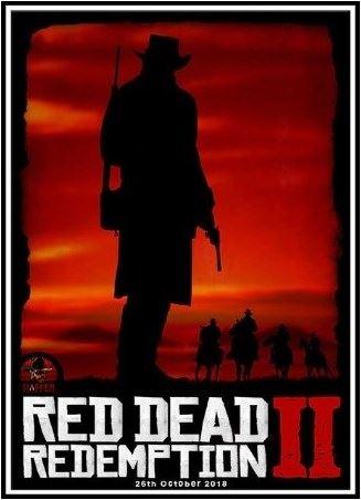 Plagát Red Dead Redemption 2 - Arthur (g) (nový)