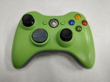 [Xbox 360] Bezdrôtový Ovládač Microsoft - zelený (estetická vada)
