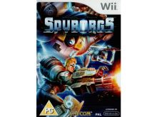 Nintendo Wii Spyborgs