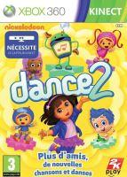 Xbox 360 Kinect Nickelodeon Dance 2 (nová)