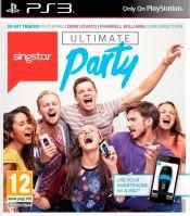 PS3 Singstar Ultimate Party (nová)