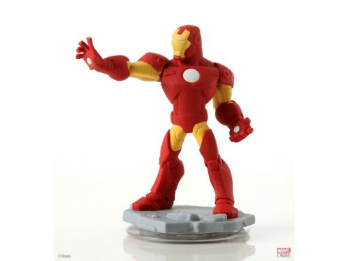 Disney Infinity Figúrka - Avengers: Tony Stark (Iron Man)