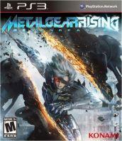 PS3 Metal Gear Rising - Revengeance (nová)