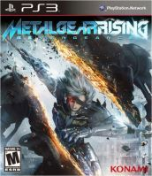 PS3 Metal Gear Rising - Revengeance