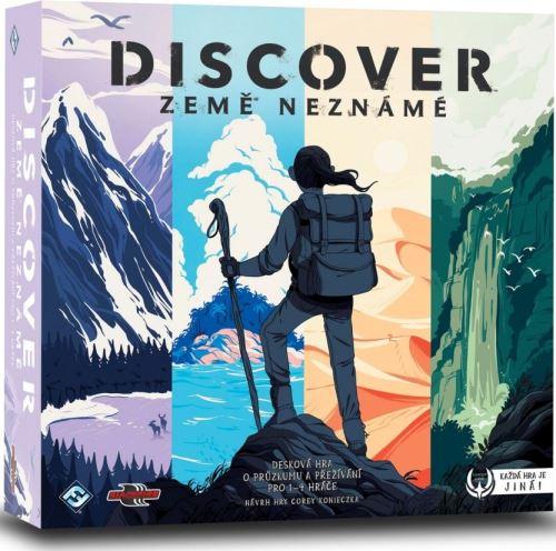 Discover: Krajina Neznáme (nová)
