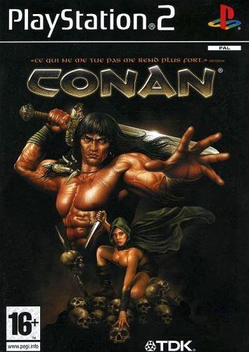 PS2 Conan