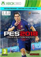 Xbox 360 PES 18 Pro Evolution Soccer 2018 (Nová)