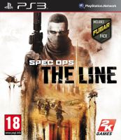 PS3 Spec Ops The Line + Fubar Pack (nová)