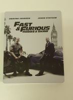 Steelbook - Fast and Furious Hobs & Shaw