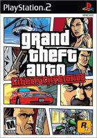 PS2 GTA Liberty City Stories Grand Theft Auto (18+, necenzurované)