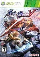 Xbox 360 SoulCalibur 5 (bez obalu)