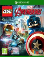 Xbox One Lego Marvel Avengers (nová)