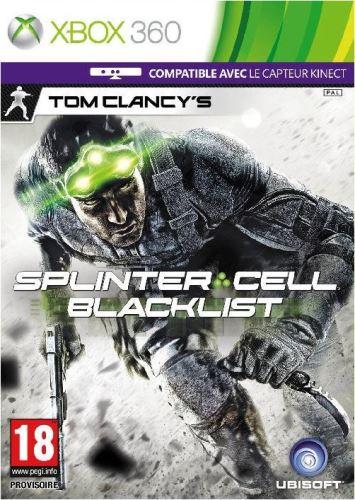 Xbox 360 Tom Clancys Splinter Cell Blacklist