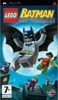 PSP Lego Batman The Videogame