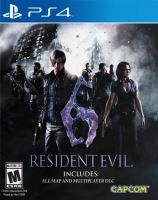 PS4 Resident Evil 6 HD (nová)